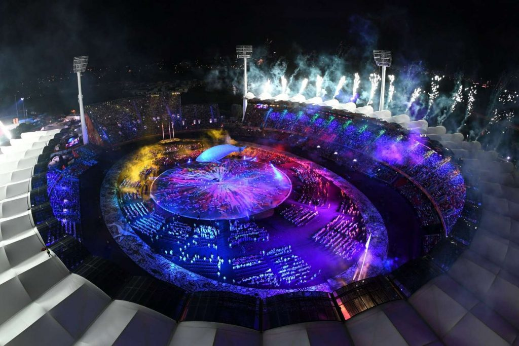 Commonwealth Games 2018 Opening Ceremony